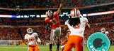 Even a basketball rejection couldn't stop Clemson QB Tajh Boyd