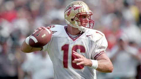 2000 - Florida State withstands Vick/Virginia Tech's best shot