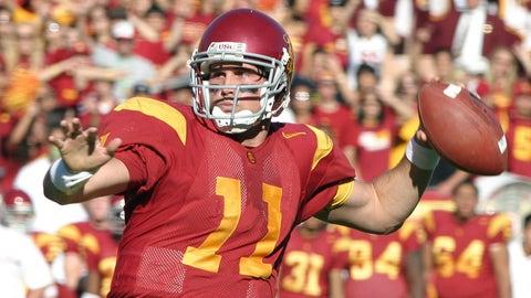 USC QB Matt Leinart, 2004 winner