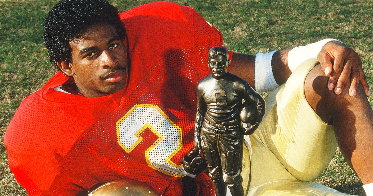 Throwback Thursday Watch Deion Sanders Highlights From