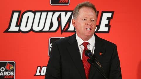 24. Louisville Cardinals: O/U 7.5