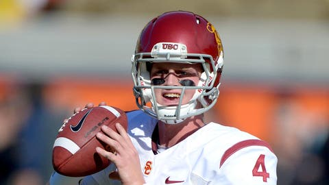 3. Pac-12 South: USC (7-5, 5-4)