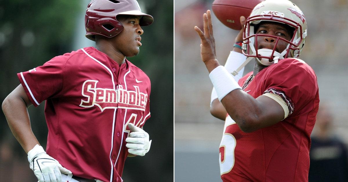 3c59a9c30 Kapler  Heisman winner s option of MLB vs. NFL ... or maybe both ...