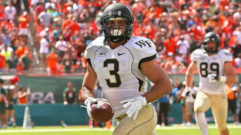 Michael Campanaro, Wake Forest