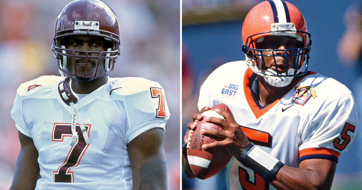 Signing Day Stories  McNabb had Michael Vick all set on Syracuse ... 7834c8efb