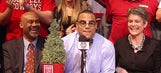 Recruit uses live tree, nerd glasses to tell us he's going to Stanford