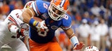 Trey Burton uses lessons at Florida as motivation for NFL career