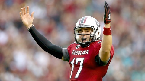 7. South Carolina Gamecocks