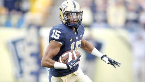 Round 5, 169th Overall - Devin Street, Pittsburgh