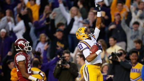 No. 4: The WR position is talented but a work in progress