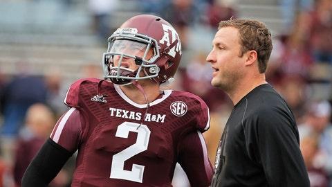 No. 4: Jake Spavital, OC, Texas A&M