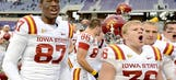 Iowa State DL David Irving suspended following arrest