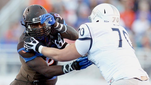 Demarcus Lawrence, DE, Boise State.