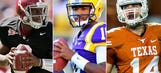 QB battles: Picking winners for LSU, Texas, Alabama and others