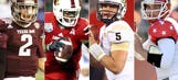 Schrager's Mock Draft 4.0: Which quarterbacks could free fall?