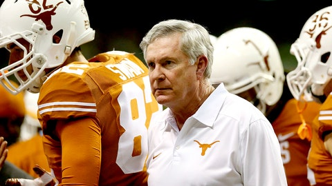 11. Mack Brown, Texas (16)