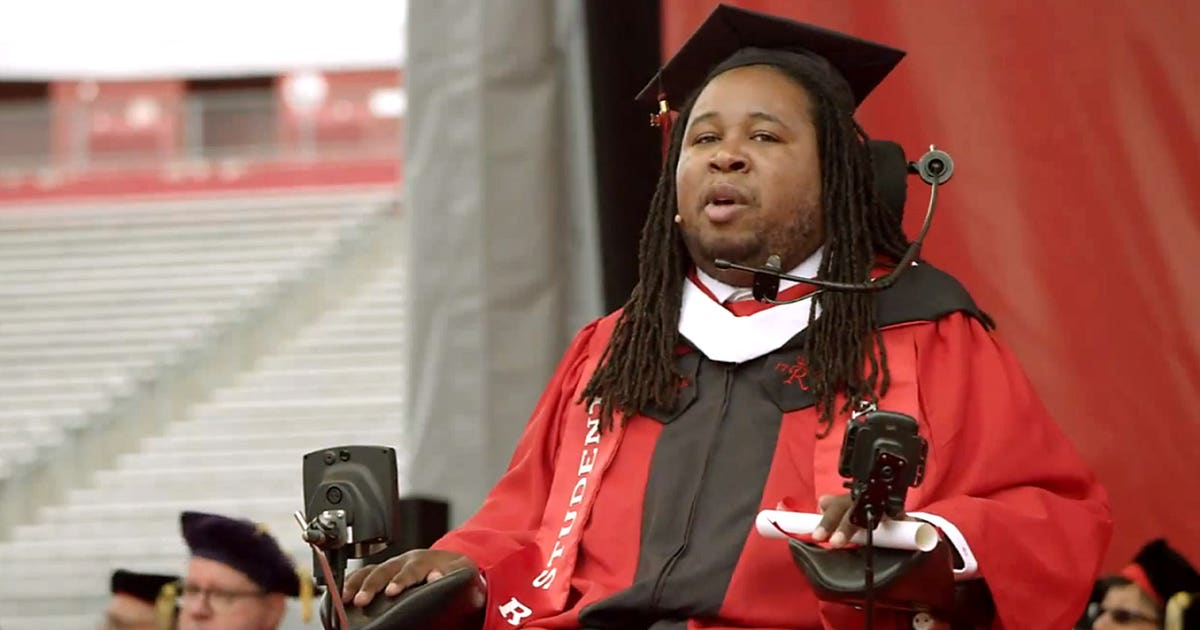 FS1 Exclusive: Eric LeGrand\'s journey an inspiration for us all ...