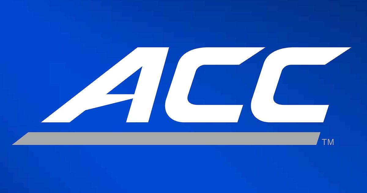 Atlantic Coast Conference releases new logo, brand | FOX ...