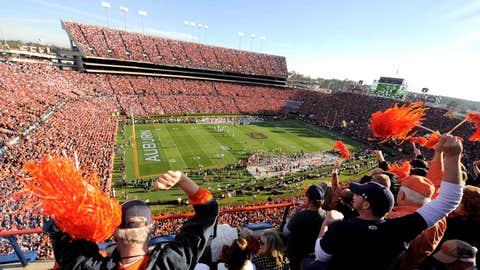 Jordan Hare Stadium -- Auburn