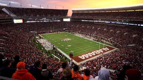 Bryant-Denny Stadium -- Alabama