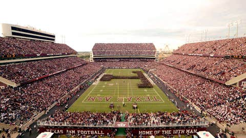 Kyle Field -- Texas A&M