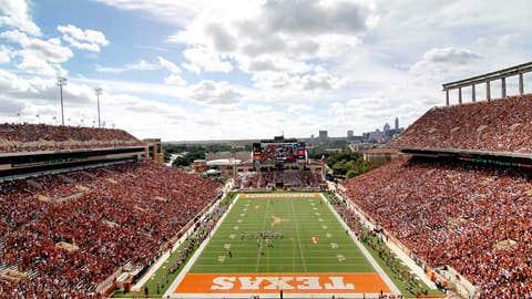 Texas Memorial Stadium -- Texas