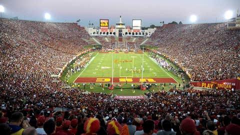The Coliseum -- USC