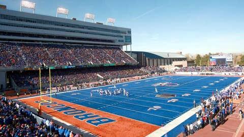 Bronco Stadium -- Boise State