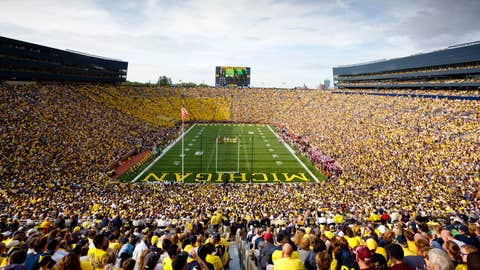 Michigan Stadium -- Michigan