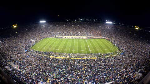 Notre Dame Stadium -- Notre Dame
