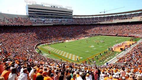 Neyland Stadium -- Tennessee