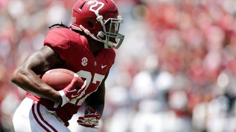 7. Derrick Henry, RB, Alabama