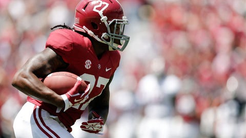 Derrick Henry, RB, Alabama