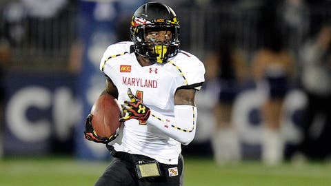 Round 5, Pick 143: Stefon Diggs, WR, Maryland