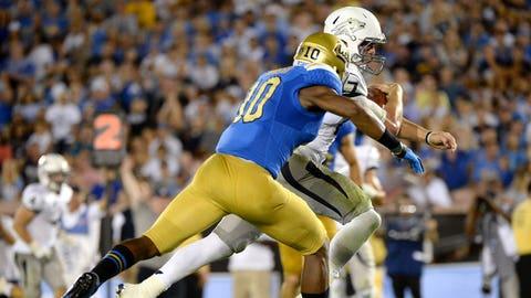 Fabian Moreau, CB, UCLA