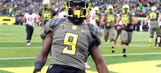 Could Byron Marshall play for Oregon again?