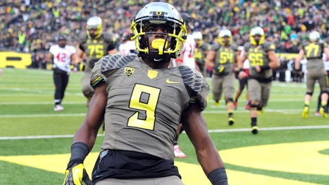No. 17: Byron Marshall, RB, Oregon
