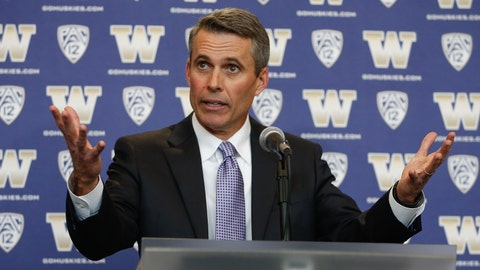 No. 20: Washington Huskies