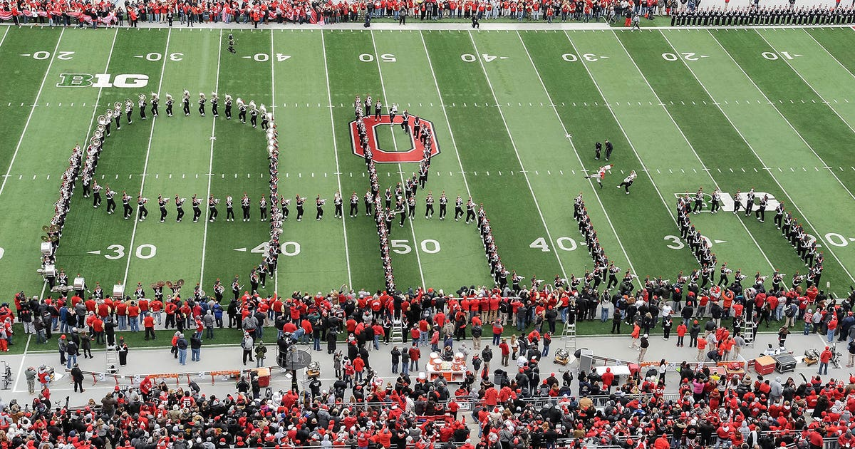 Buckeyes' marching band director vows to clear name after ...