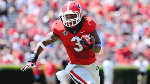 No. 7: Todd Gurley, RB, Georgia