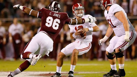 Lombardi (best DL): Chris Jones, Mississippi State