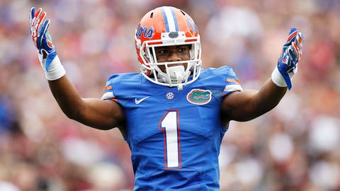 2. CB Vernon Hargreaves III, So.