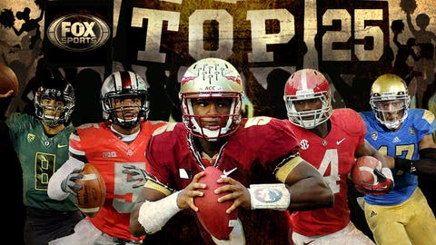 Florida State, Alabama lead FOX Sports preseason Top 25