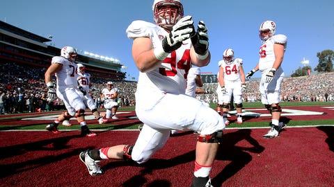 Joshua Garnett/Kyle Murphy, OLs, Stanford