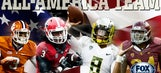 Mariota, Gurley lead FOX Sports' 2014 preseason All-America team