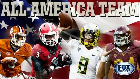 FOX Sports' 2014 preseason All-America team