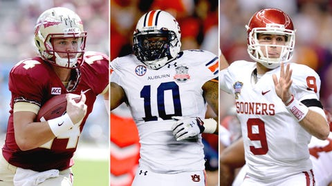 10 players who'll decide winner of College Football Playoff