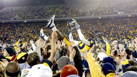 West Virginia vs. Virginia Tech - Last played: 2005