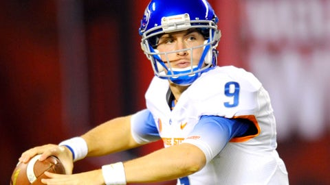 No. 20 Boise State 42, UNLV 25 (Friday)