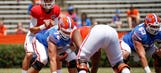 McElwain encouraged following Gators' first scrimmage